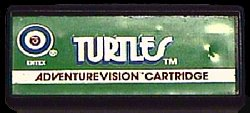 Turtles cartridge.